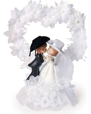 Western Wedding Cake Topper