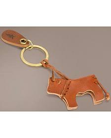 Frye Bull Key Fob