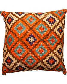 Raakha Maimana Throw Pillow