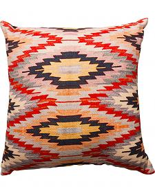 Raakha Hamadan Throw Pillow