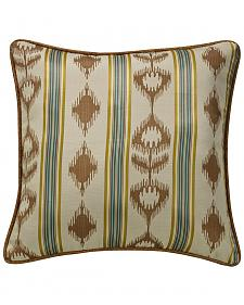 HiEnd Accents Alamosa Collection Euro Sham