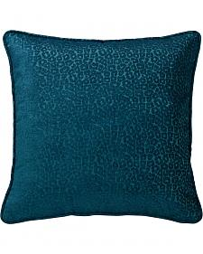 HiEnd Accents Alamosa Collection Leopard Chenille Pillow