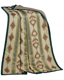 HiEnd Accents Alamosa Collection Throw Blanket