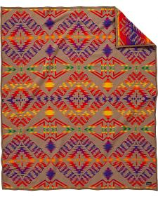 Pendleton Thunder & Earthquake Twin Blanket