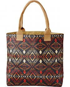 Pendleton Thunder & Earthquake Tote Bag