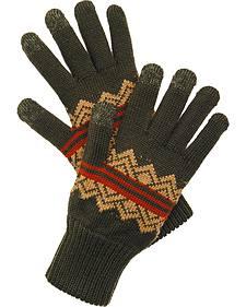 Pendleton American Treasures Texting Gloves