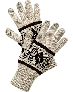Pendleton Westerly Texting Gloves