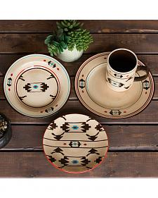 HiEnd Accents Artesia 16-Piece Dinnerware Set