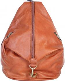 Scully Tan Travel Sling