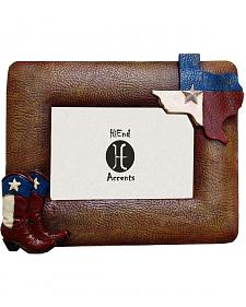 "HiEnd Accents Taxes Photo Frame - 4"" x 6"""