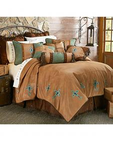 HiEnd Accents Las Cruces II Comforter Set - Twin Size