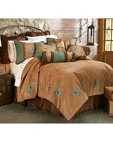 HiEnd Accents Las Cruces II Comforter Set - Full Size