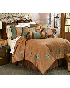 HiEnd Accents Las Cruces II Comforter Set - King Size