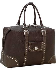 Bandana by American West Lake Tahoe Carry On Duffel Bag
