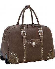 Bandana by American West Lake Tahoe Carry On with Wheels & Handle