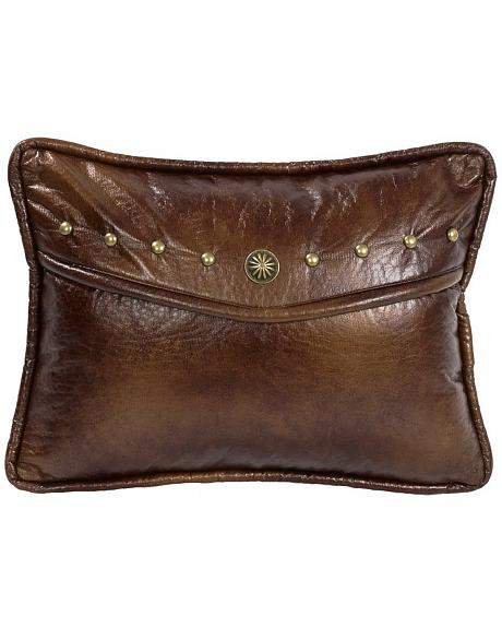 HiEnd Accents Ruidoso Studded Envelope Throw Pillow