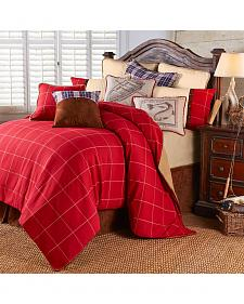 HiEnd Accents South Haven Full 4-Piece Bedding Set
