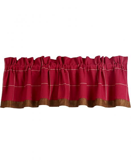HiEnd Accents South Haven Window Valance