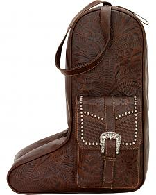 American West Stampede Collection Boot Bag