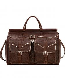 American West Stampede Collection Duffel Bag
