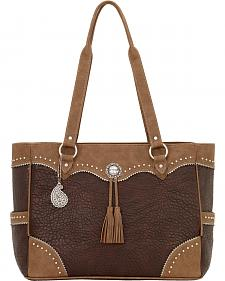 American West Bandana Breckenridge Collection Carry On Tote