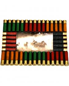 Montana West Shotgun Shell Resin Texture Photo Frame