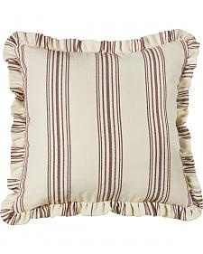 HiEnd Accents Prescott Ruffled Euro Sham Accent Pillow