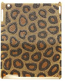 Embellished Leopard iPad 4 Case
