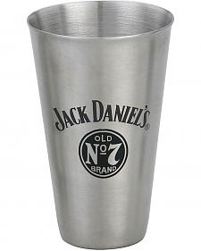 Jack Daniel's Stainless Steel Tall Shot Glass