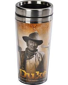 John Wayne 'The Duke' Thermos Mug