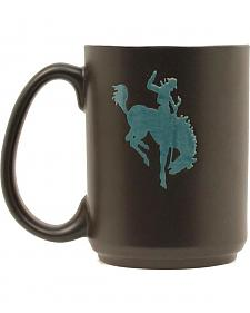 Bucking Bronco Coffee Mug
