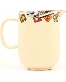 M&F Western Retro Western Pitcher