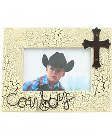 M&F Western Cowboy Cross Frame