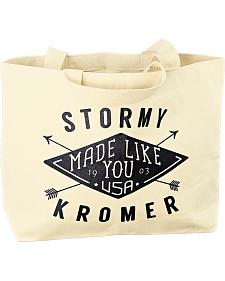 Stormy Kromer Graphic Tote