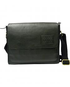 Designer Concealed Carry iBag Messenger Bag