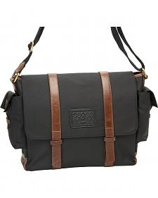 Designer Concealed Carry Transporter Messenger Bag