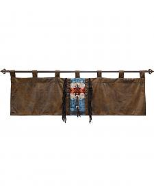 Carstens Turquoise Chamarro Valance