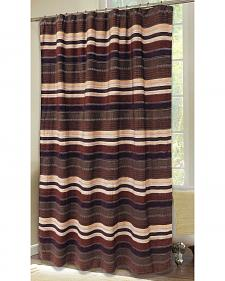 Carstens Old West Stripe Shower Curtain