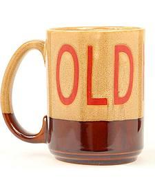 Western Moments Old Fart Coffee Mug