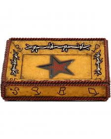 Western Moments Big Star Soap Dish