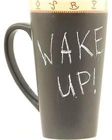 Western Moments Branded Chalkboard Coffee Mug