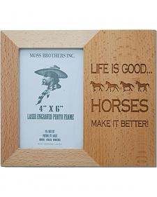 Moss Brothers Life Is Good... Picture Frame