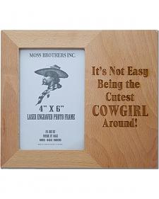 Moss Brothers It's Not Easy... Picture Frame