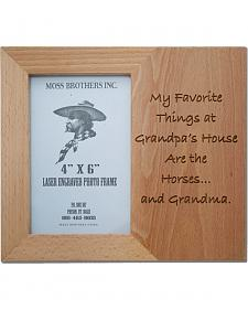 Moss Brothers My Favorite Things... Picture Frame