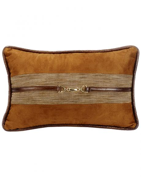 LG1860P4 HEA SUEDE WITH BUCKLE DETAIL, 12X19