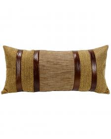 HiEnd Accent Multi Highland Lodge Herringbone Oblong Pillow