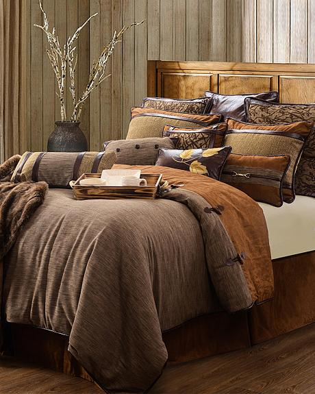 HiEnd Accents Highland Lodge 5-Piece Bed Set - Super King
