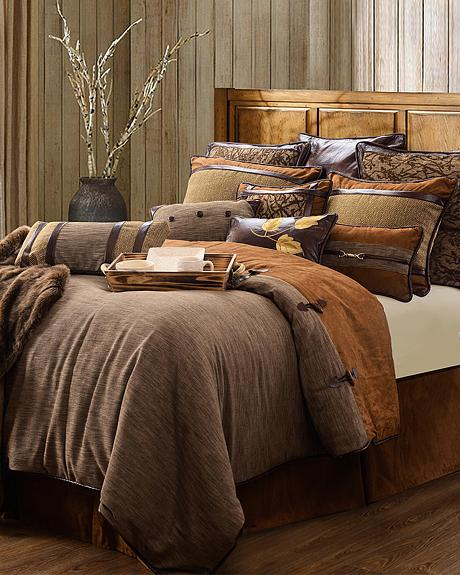 HiEnd Accents Highland Lodge 5-Piece Bed Set - Twin Bed