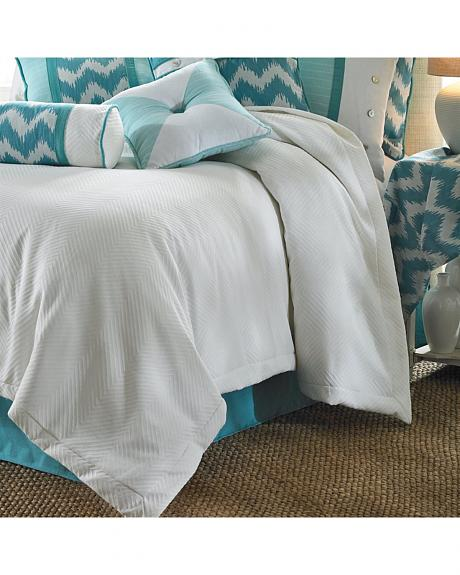 HiEnd Accents Super Queen Catalina Duvet Cover