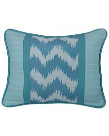 "HiEnd Accents Chevron Print Accent Pillow, 16""X21"""